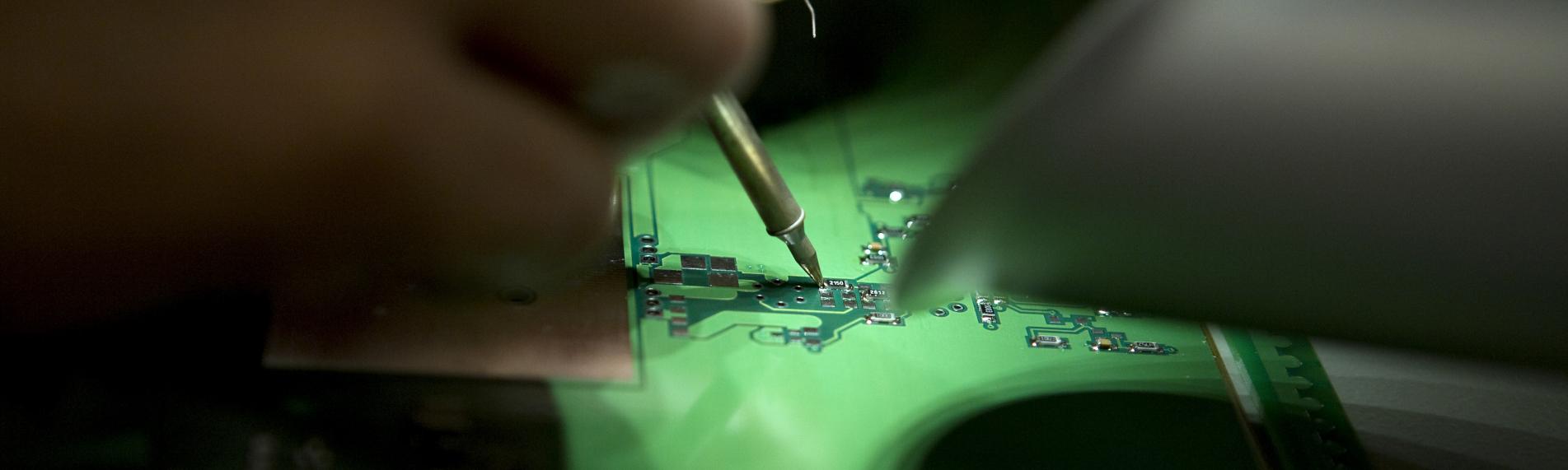 Elektronikföretaget Terma sparar 150.000 KWh varje år