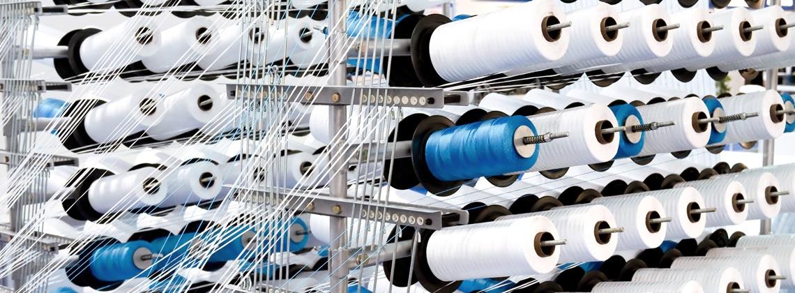 Textile humidification