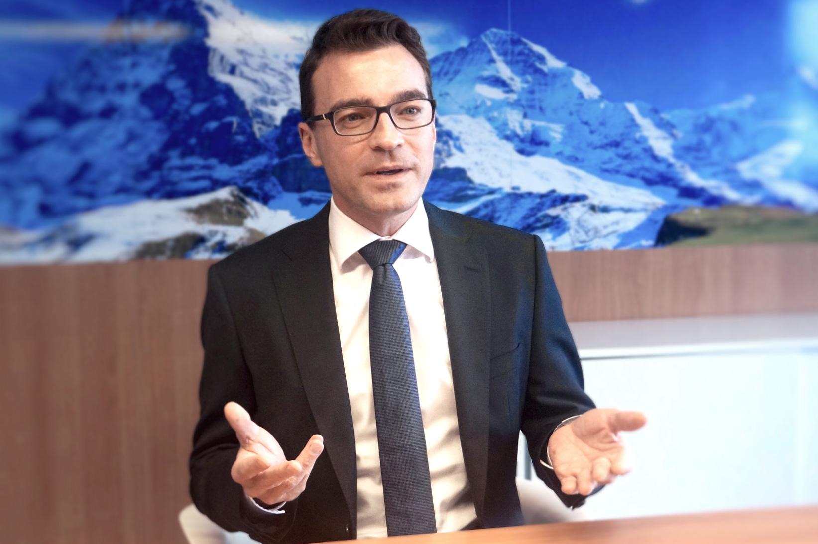 Torsten Bess, CFO Condair AG