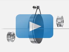 Video, Animation Adsorptions-Trockner
