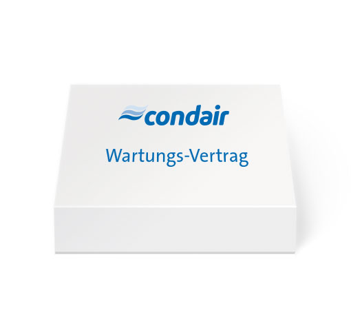 Condair Wartungs-Vertrag